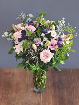 TFG: With Love For You Vase Arrangement