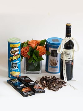 Snack & Gift Hampers: The Classic Gentleman