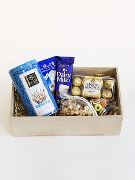 Essential Goods: D'licious in Blue Gift Box