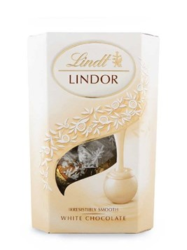 Chocolates and Sweets: Lindor Cornet Milk White