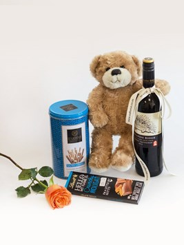 Snack & Gift Hampers: Bear Up!